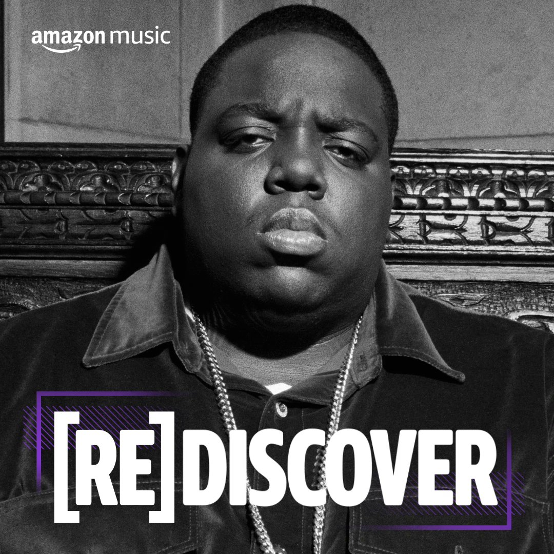This month marks the 24th anniversary of the passing of hip hop great, Biggie Smalls. Celebrate an icon and his work with Amazon Music's [Re]Discover The Notorious B.I.G. playlist, and let us know your favorite Biggie hit ⬇️🎧: