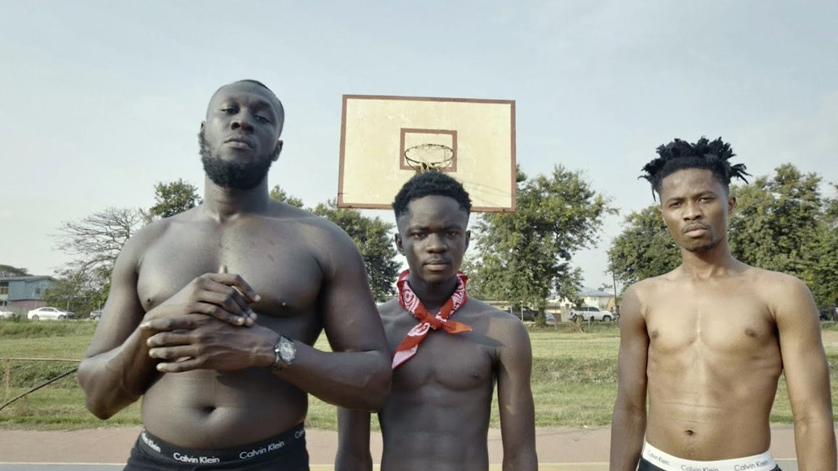 "RT @thefader: Ghanaian drill MC Yaw Tog recruits Stormzy for ""Sore"" remix.  https://t.co/FRLS99KDTw https://t.co/pTlj6uvZsr"