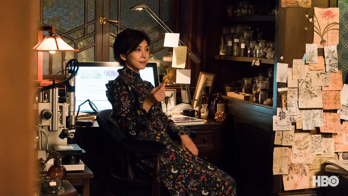 Join a brilliant - and eccentric - consulting detective as she uses her skills of deduction to solve crimes in modern day Tokyo 🔎 Miss Sherlock is streaming now on HBO Max.
