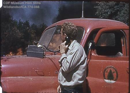 CALFIRE_SLO: RT @CAL_FIRE: In the 1952 film The Wildlands of California, CDF, now known as CAL FIRE, highlighted various responsibilities like patrolling and reporting fires quickly for an effective firefighting response. #TBT #ThrowbackThursday