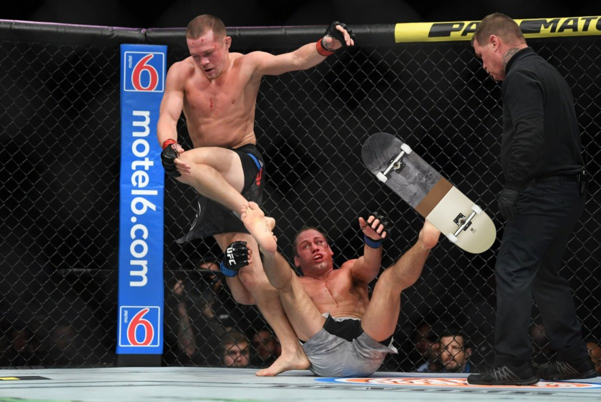 some say the aldo fight, but this is when i knew siberian pete was for real https://t.co/h475mLVNg5