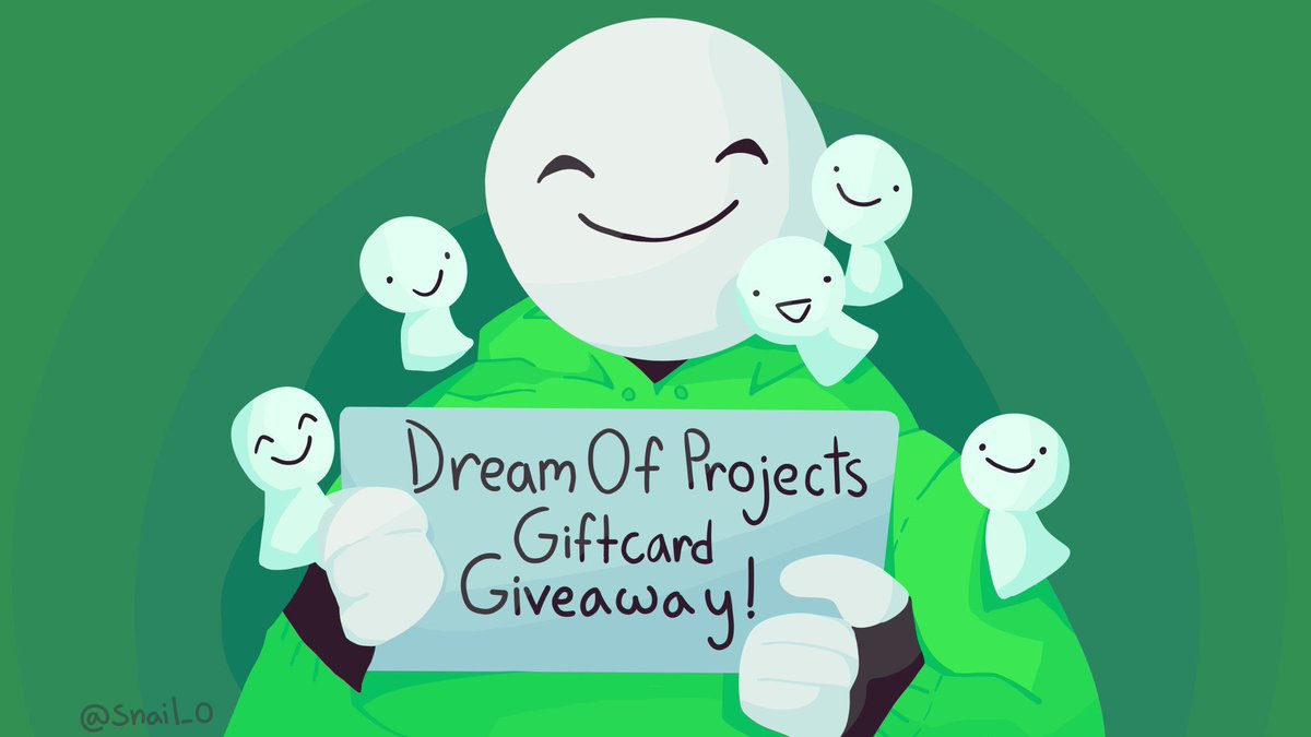 In celebration of Dream hitting 19 million subscribers! We are hosting a $50 Dream shop giftcard giveaway for TWO winners! 💚  The only requirements are to like and retweet and tell us in the comments what you love most about Dream or his videos! Ends March 15th! :)