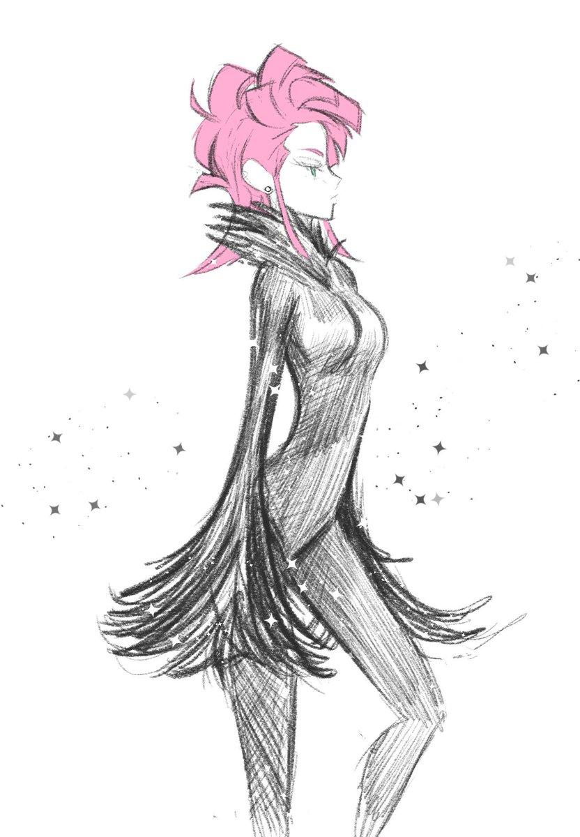 #interpvscanon Trish Una - The Elegant Lady Wanted to get a bit experimental