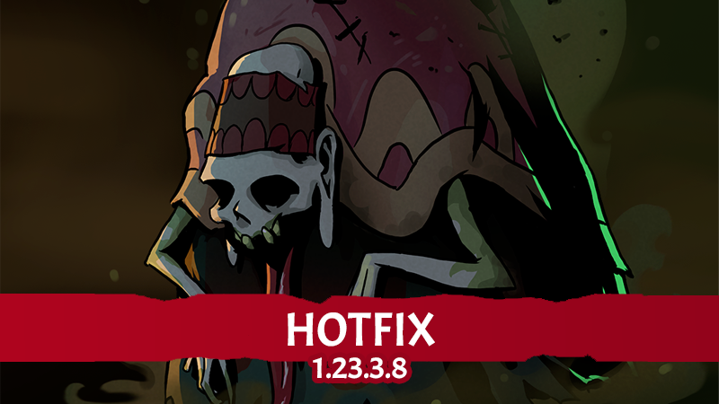 Pretenders! We're aware that some explorers suffered from issues with PS4/PS5 pads, Achievements, and the Sincere Offerings Curse. Our hotfix today has come to the rescue! 🎮