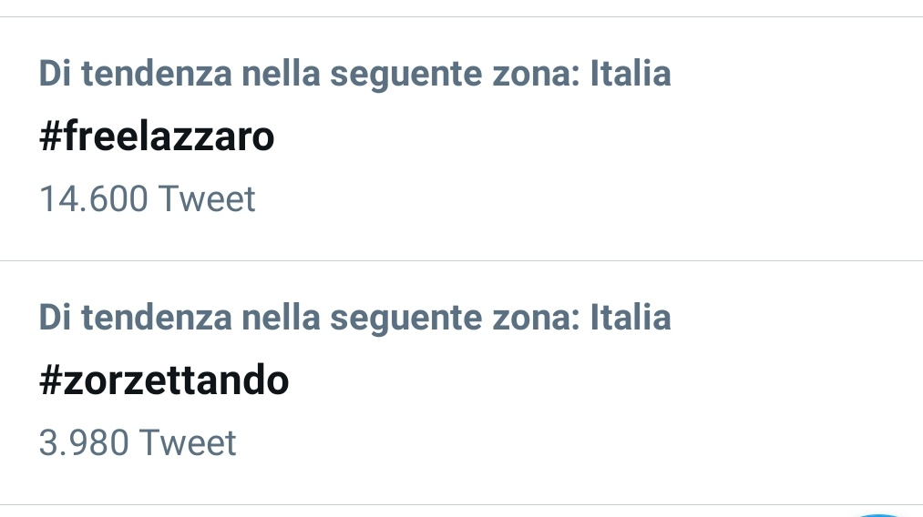#freelazzaro
