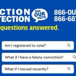 Image for the Tweet beginning: The #ElectionProtection hotline is live