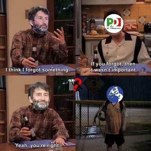 #Zingaretti