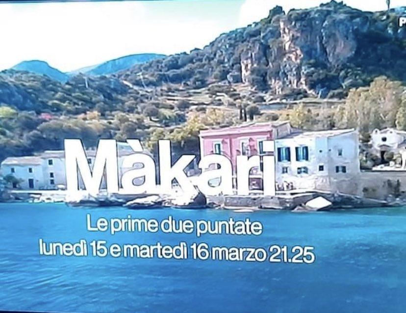 Anche la nuova #fiction in onda sugli #schermi della #Rai nei prossimi giorni ha scelto li nostro #territorio #baia #Santa #Margherita #castelluzzo #macari #sanvitolocapo #Scopello #tramonti #stupendi #Riserva #Monte #Cofano #Riserva dello #Zingaro.  Terra stupenda🌻