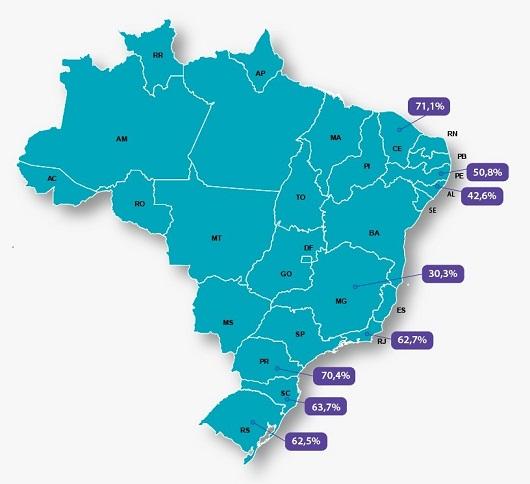 #Covid19 @fiocruz detecta mutação associada a variantes de preocupação do Sars-CoV-2 em diversos estados do país