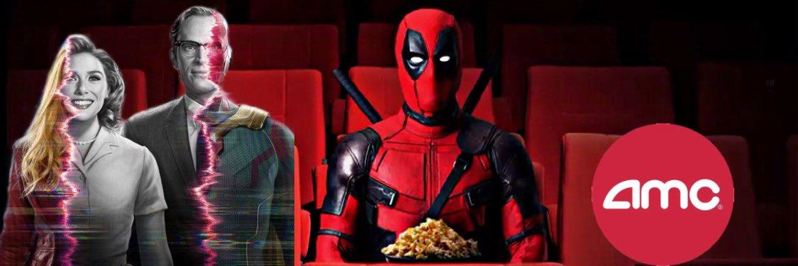 Date Night W/ Me.. You ready? #AMC #Wanda #WandaVisionFinale