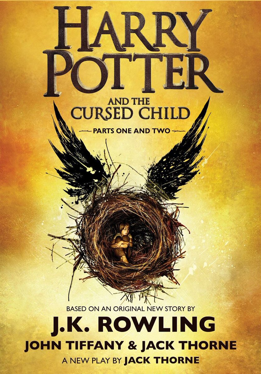 Replying to @getFANDOM: Report: WB could be developing a movie adaptation of 'Harry Potter and the Cursed Child,' per @THR