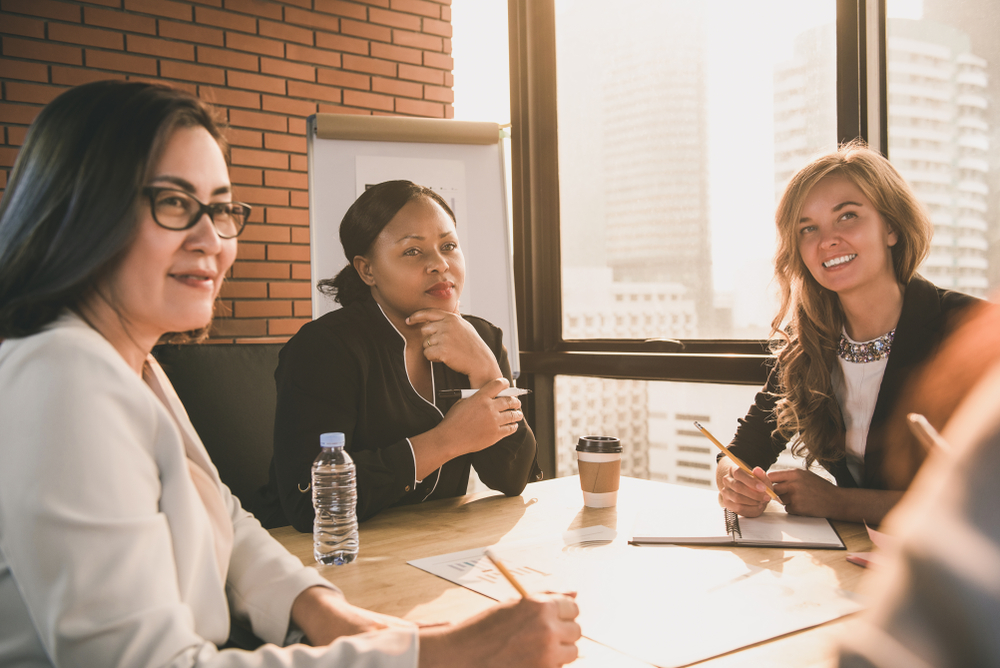 Female empowerment and leadership are celebrated during Women's History Month and every month. Here are a handful of finance brands who have recognized girl power and embraced it.  #womenshistorymonth #womenshistory @BankofAmerica @Citibank @WellsFargo