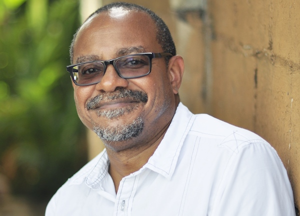 All of us on the Bocas Lit Fest team are grieved by the death of Colin Robinson: Trinidadian poet, essayist, activist, and longstanding true friend of Bocas. Although prepared for this news (Colin was forthright about his battle with terminal cancer) it still comes as a shock.