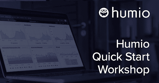 Want to see how Humio log management works? Join our biweekly Quick Start Workshop to see a demo.   #LogManagement #Demo