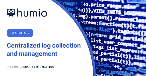 Come find out why it's best for #ITOps and #DevOps practitioners to #LogEverything with centralized #LogManagement at the second session of our educational course. Join experts Grant Schofield, Jerald Perry, and Kasper Nissen on March 11.