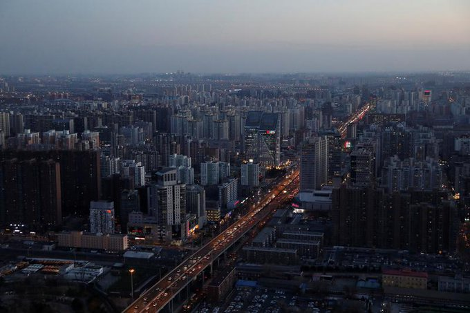 China restores GDP growth target after economic rebound Photo