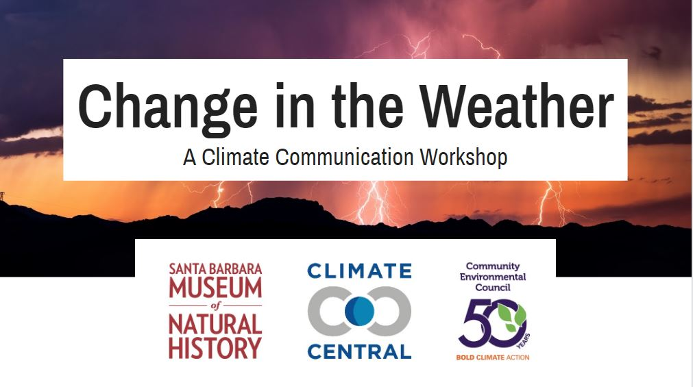 Join me and a panel of experts tonight at 7pm Pacific time. I'm part of a Climate Communication Workshop unraveling the relationship between weather and climate. Here is the link to register:   #science #climatechange #climatescience #sciencecommunication
