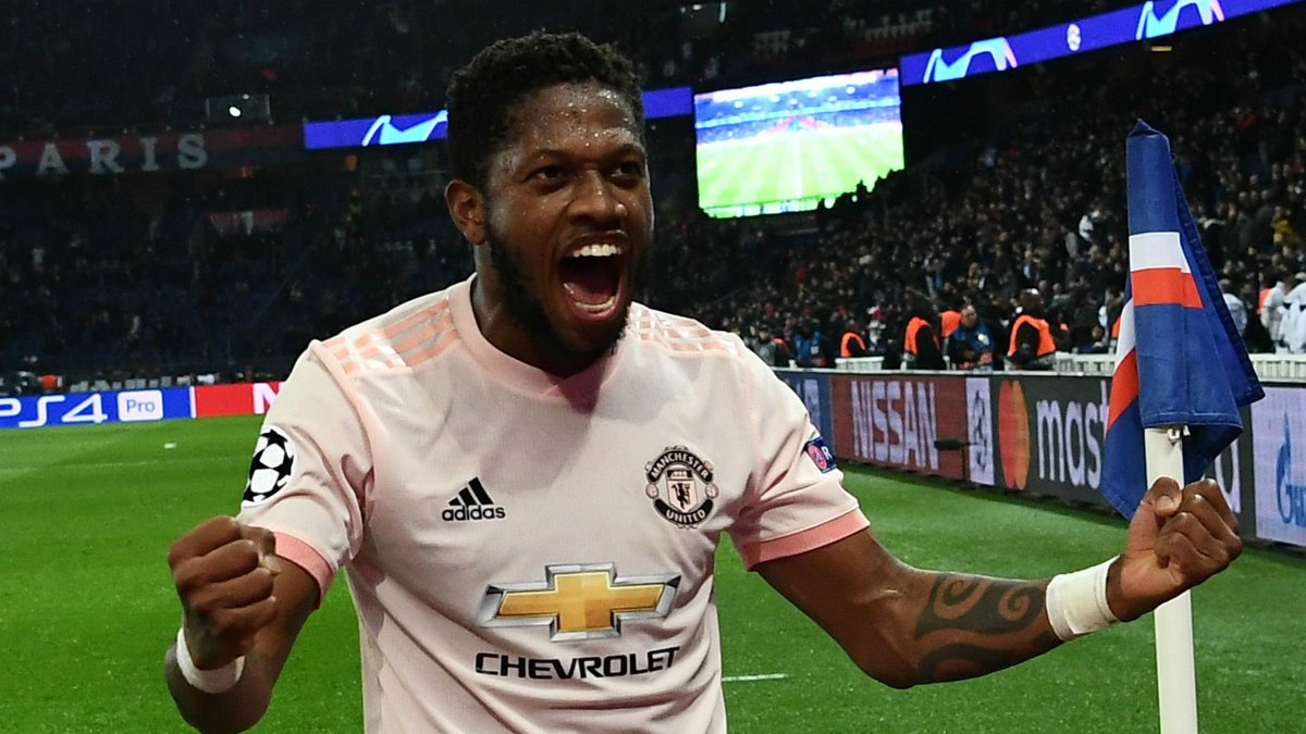 Happy 28th Birthday, Fred! #mufc