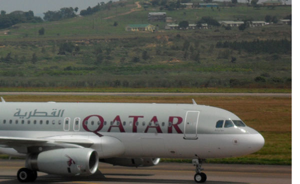 Qatar Airways to Operate Bigger Boeing 777 to Entebbe and Kigali @DailyMonitor:  #Uganda