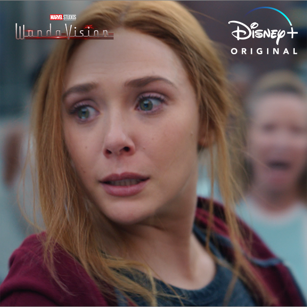 Every moment has led to this 🌀 The finale of Marvel Studios' #WandaVision is now streaming on @DisneyPlus. #WandaVisionFinale
