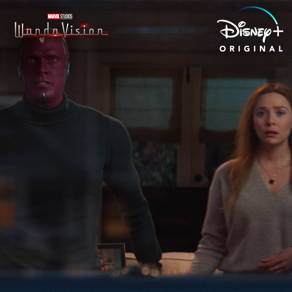 The moment has arrived 📺 Tune into the finale and watch all episodes of Marvel Studios' #WandaVision, now streaming on #DisneyPlus. #WandaVisionFinale