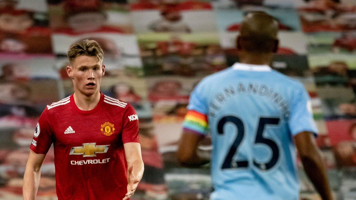 🔵🆚🔴  Semua mata tertuju ke Manchester derby ke-185 hari Minggu nanti.  #MUFC #MCIMUN