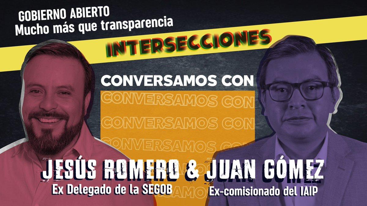 Ya pueden encontrar en #Spotify nuestra conversación sobre #GobiernoAbierto con @jesusromerooax y el @_JuanGomezP.   Para quienes prefieren #Podcast: https://t.co/sqUXKe6tw3   #Transparencia #Democracia #RendicionDeCuentas #CiudadaniaActiva https://t.co/dtJs8N5i5x