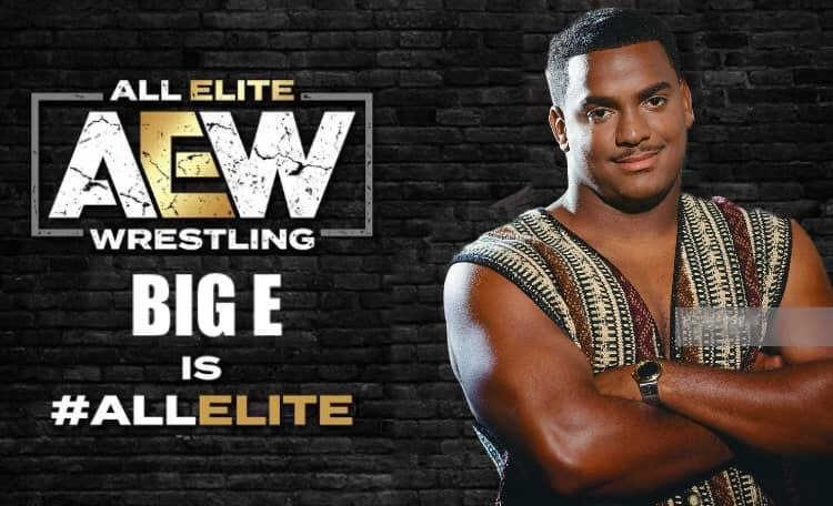 Everyone I have the avert on who  Is joining #AEW   Your welcome