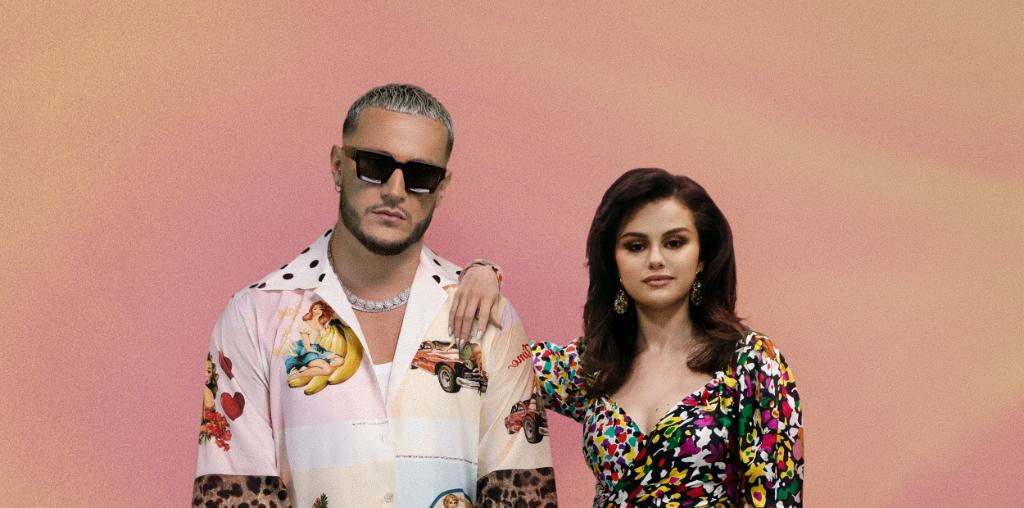 .@selenagomez and @djsnake team up once again for #SelfishLove  Drop a 💕 below if you're loving this new track, and listen now on Amazon Music 🎧: