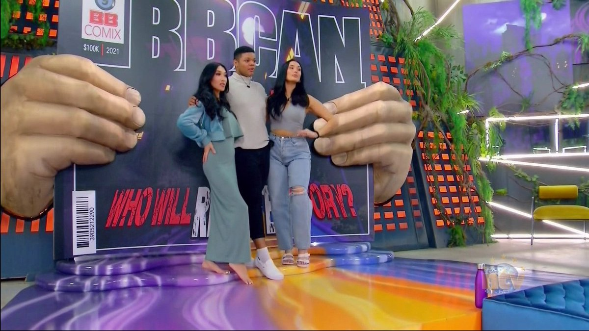 Replying to @IGIF_: The shortest alliance ever. #BBCAN9