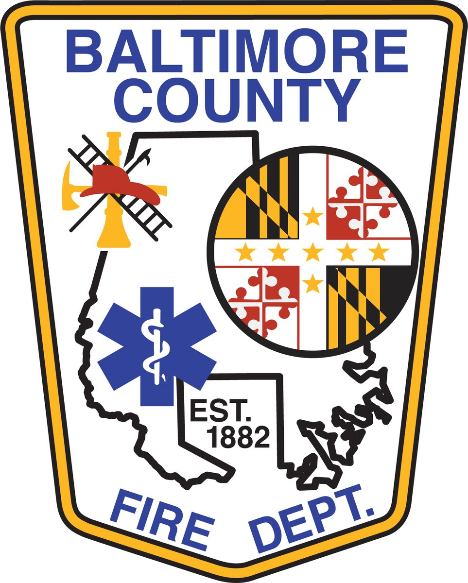 Congrats to Battalion Chief Bycoffe and Fire Director Johnson on their well-earned promotions to @BaltCoFire Division Chief! We would not have been able to navigate the challenges of the COVID- 19 pandemic without their incredible leadership.