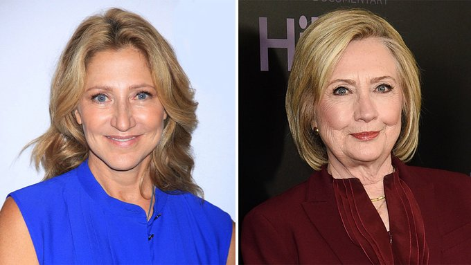 'Impeachment: American Crime Story': Edie Falco To Play Hillary Clinton In Ryan Murphy's FX Limited Series Photo