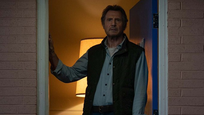 Liam Neeson to Welcome New York City Moviegoers Back to Theaters: This Is One for the Diary Photo