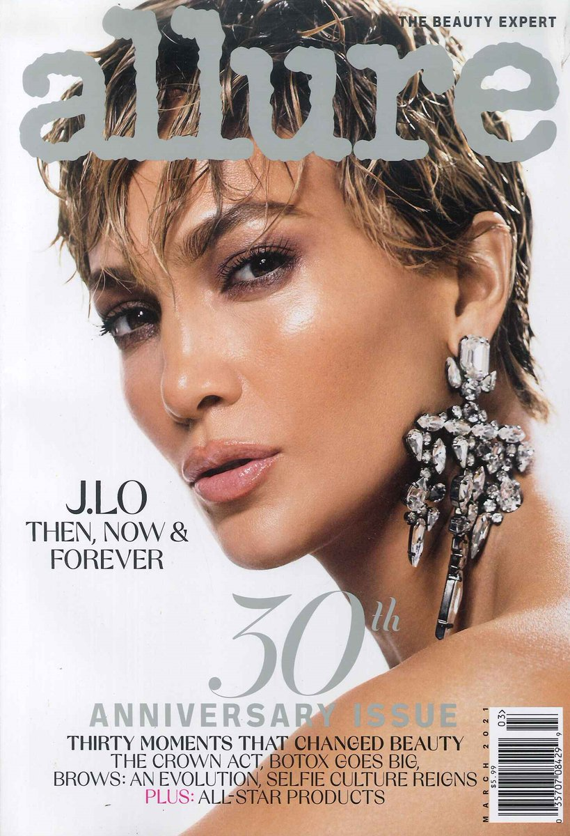 本日3/6は #エステティックサロンの日 だそうです。美容情報が満載のマガジンも好評発売中です。#BooksKinokuniyaTokyo #梅田本店 ほかにて(あ)#海外マガジン #magazine #洋雑誌 #今日は何の日 #alluremagazine #realsimple #newbeauty #JenniferLopez #serenawilliams #JLo #JLOBEAUTY #beauty