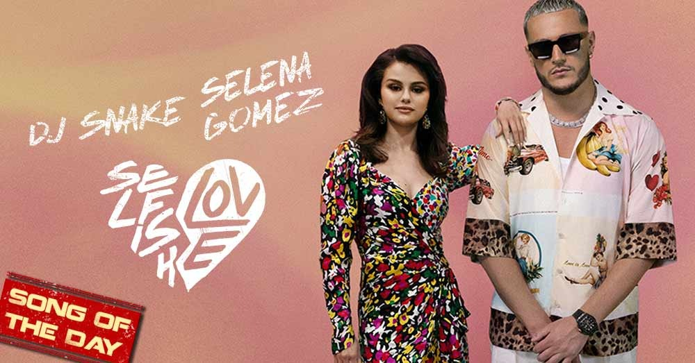 Summer is around the corner but @selenagomez & @djsnake are already turning on the heat with #SelfishLove 🔥 So put on your dancing shoes and play this one on loop 🎧  👉 https://t.co/AvAwOyJqS2 #HungamaHoneDo @UMusicIndia @SelenaFanClub @SGUpdateIndia @GomezSource @WorldwideSelG https://t.co/coewxtNHu3