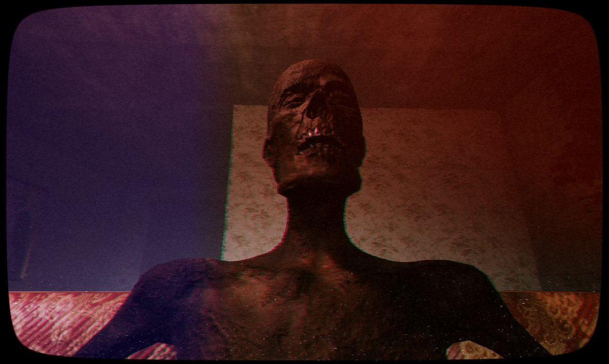 Three more new screenshots of The house of pain  #JeepersCreepersWheredYouGetThosePeepersfingersdippedinr #horrorgame #retrogaming #ps1 #indiedev #survivalhorror  #lowpoly #indiegame  #vhs #pcgaming  #psx #3dmodel #horrorfan #residentevil #SilentHill #gameart #truecrime