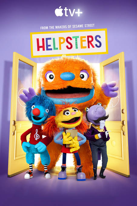 Cody and the Helpsters are a group of monsters who teach children how to solve problems, as everything starts with a plan.  #Helpsters S2 E8-13 (2021), now streaming on @AppleTV.