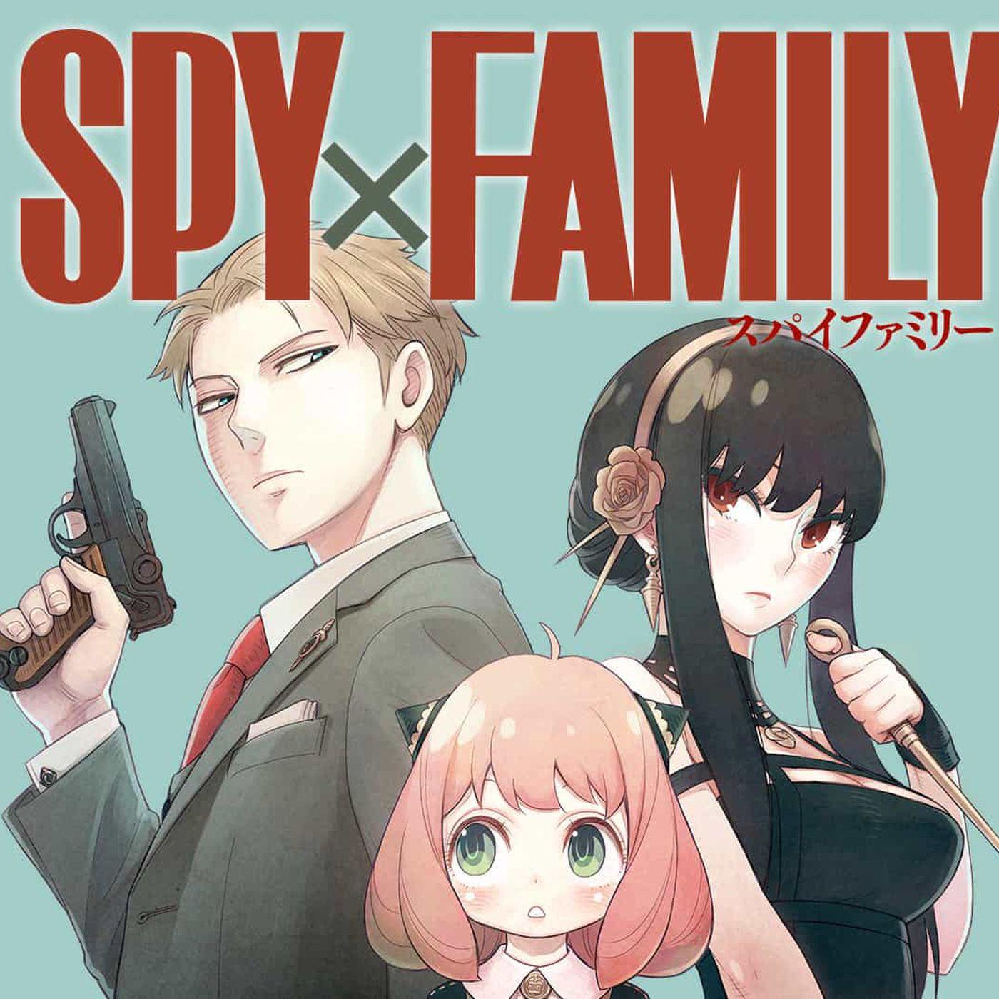 """""""Spy x Family anime"""""""