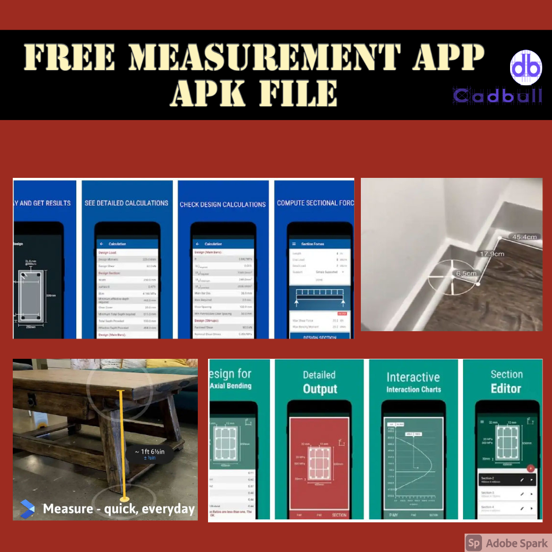 Free measurement APK files  #Measurement  #measurementapp @MissionMeasure @measurementapp #apkfile #cadbull #measurements #Trending
