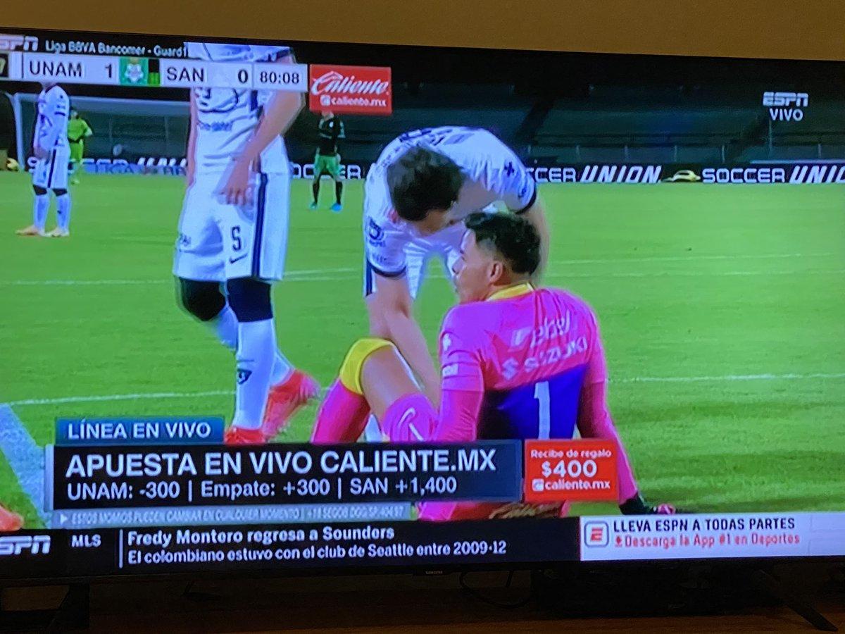 Como siempre, muy buena transmisión de @J_Pietra y @PacoGabriel_5 en #ESPN