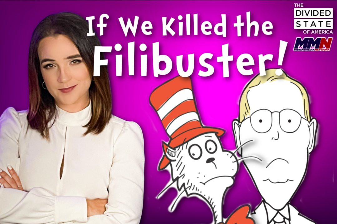 NEW: Episode 4 of the hit series The Divided State of America #BustTheFilibuster is now LIVE! Watch here: