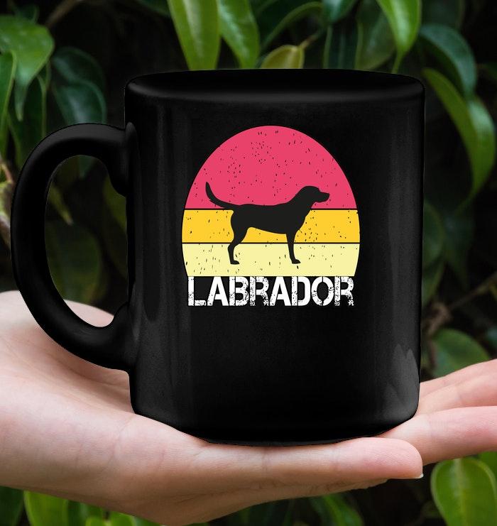 Loving the mug 🖤  #Mugs #labrador #labradorretriever #dogs #dogsoftwitter