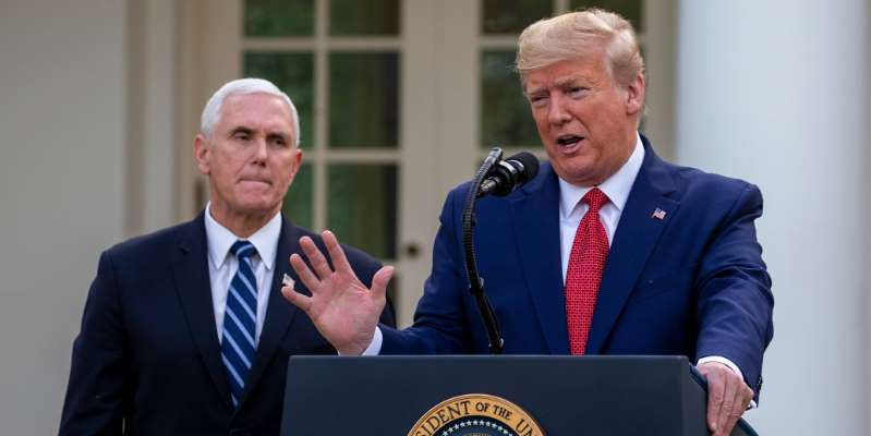 Trump advisors are telling him to drop Pence for a Black or female VP in a potential 2024 run, report says  acollman@businessinsider.com (Ashley Collman). Pres. Biden didn't pick his cabinet on color but their ability to do their job. Trump will use them as