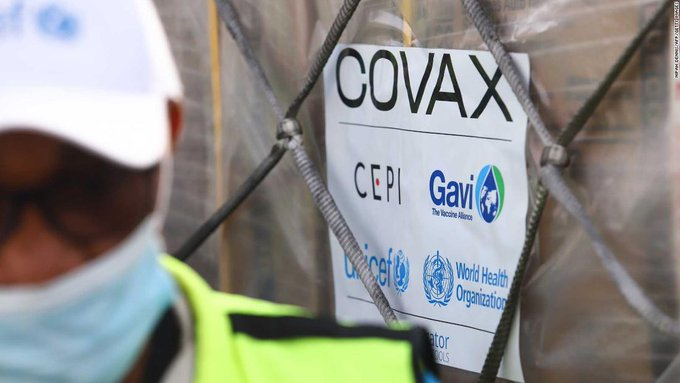 COVAX offers hope of vaccine equality with roll out across Africa Photo