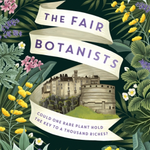 Drumroll ... announcing the cover of my novel, in hardback later this year. I LOVE what they've done. The Fair Botanists cometh. Yes that is Edinburgh Castle. It's like my story imagination came home (at last) Preorder you say? Yes please: https://t.co/NafB8rGKe0 Do you like it?