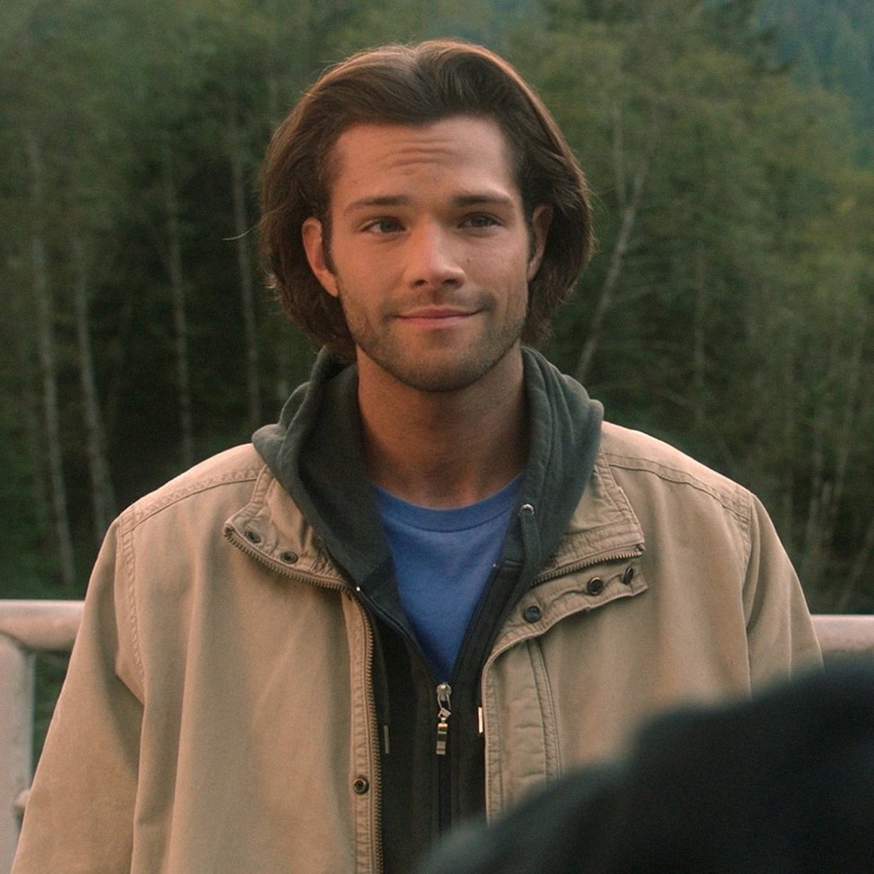 what sam looked like vs. what he looked like to dean