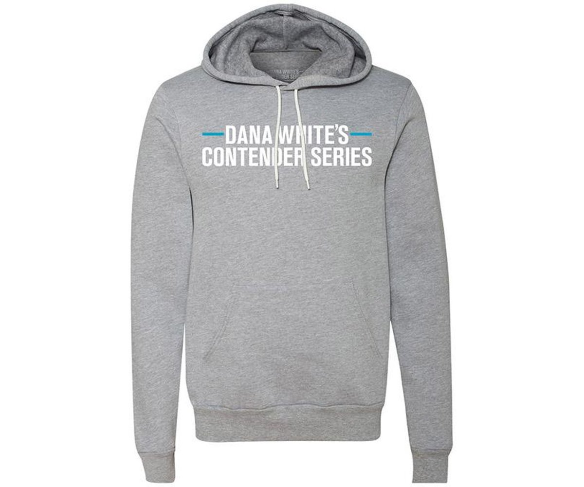 Men's DWCS Logo Pullover Hoodie $55.00 on UFC Store. Wear the gear just like the fighters and coaches wear .  . #UFC #dwcs #danawhitescontenderseries #hoodie #hoodies #ufchoodie #DWCSHoodie #ufcapparel #streetwear #mmacombatgear #menshoodies
