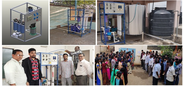 #Innovative #technologies by @IITKgp based center of technological excellence focusing on water purification have helped deliver clean & safe #drinking #water & also manage floods in several states across the country.  🔗