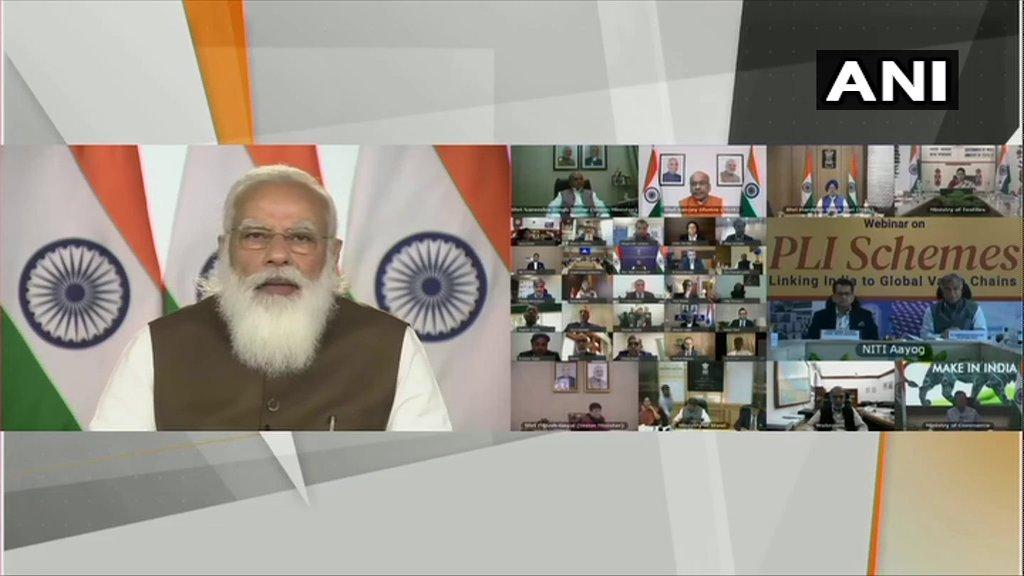 કોરોનાકાળમાં ભારત દુનિયાની કરી રહ્યું છે સેવા, કેટલાય દેશોમાં આપવામાં આવી વેક્સિન : પીએમ મોદી  @narendramodi  #Narendermodi #COVID19 #CoronaVaccine