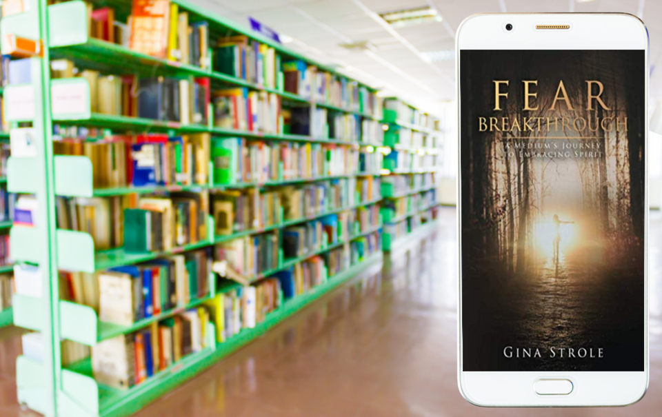"""Such a wonderful and inspiring book! Grab a copy of """"FEAR BREAKTHROUGH"""" now. #mustread #GinaStrole #writingcommunity  available at Amazon -->"""
